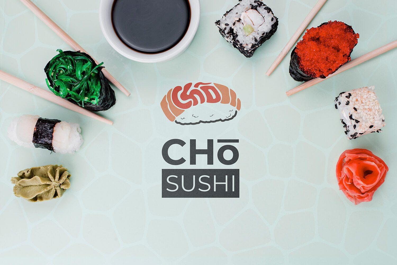 Restaurant Branding | Sushi Logo