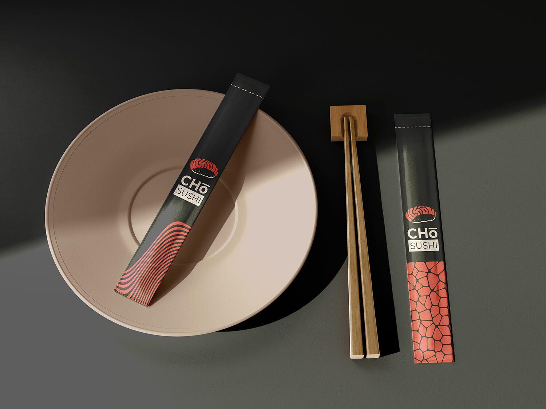 Logo Design | Sushi Restaurant