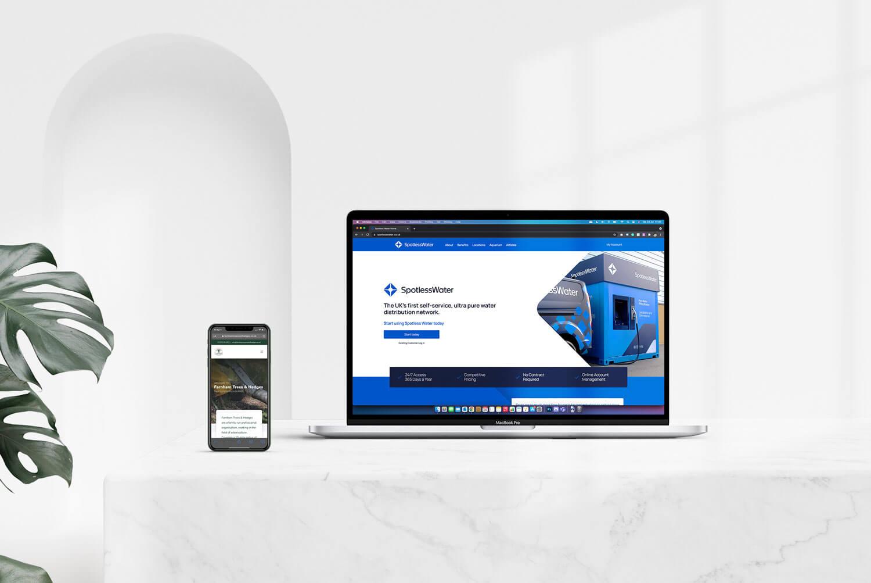 Web Design & User Experience