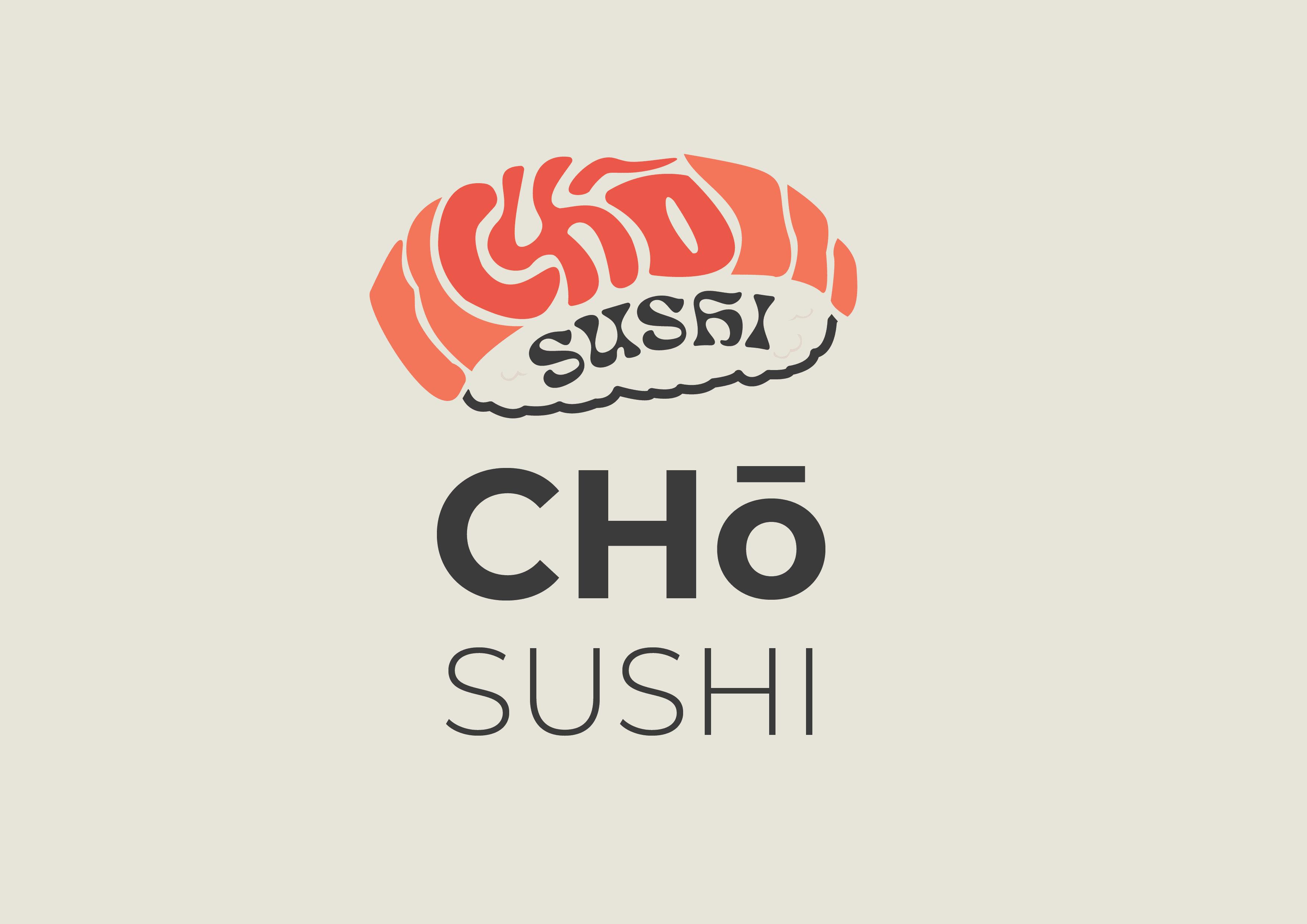Chō Sushi – Branding & Logo Design